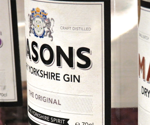 Masons Gin Experience at The West Park